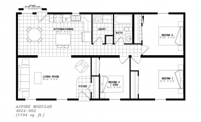 Bluewater Rv Aspire Floor Plans
